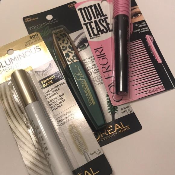 d449ddec9bf loreal Makeup | Mascara And Primer Bundle | Poshmark
